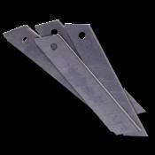 Набор лезвий сменных для ножей 18мм SANTOOL 10 шт