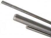 Шпилька резьбовая М42х1000 DIN 975 кл.проч.8,8 цинк