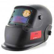 Маска сварщика FUBAG Хамелеон с регулирующимся фильтром OPTIMA 9.13/солн.батар